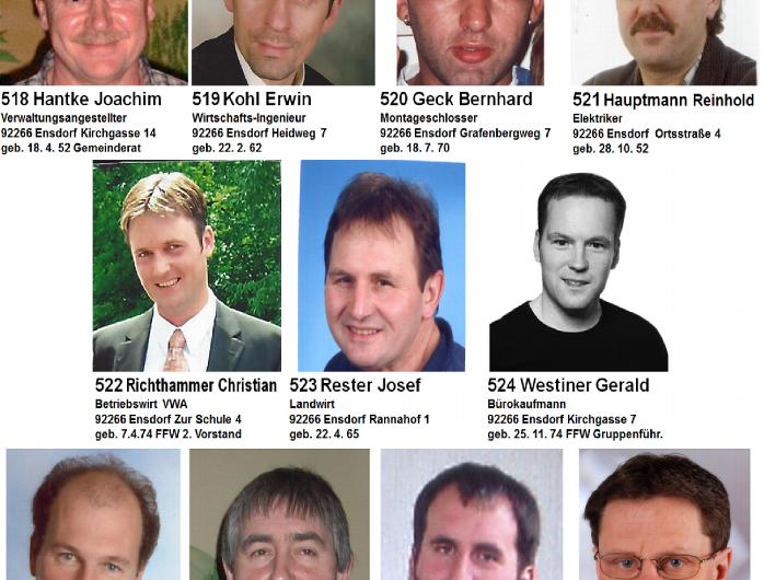 Erfahrene Männer 2014
