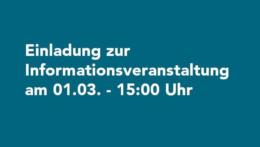 BDL Informationsveranstaltung am 01.03.2020