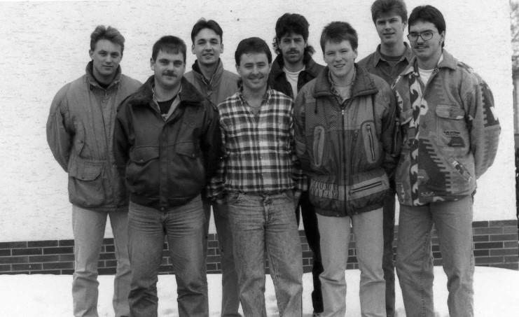 Junge Kandidaten 1996
